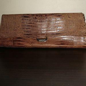 Charles david clutch purse
